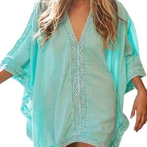 Other - Solid Oversized Beach Cover Up